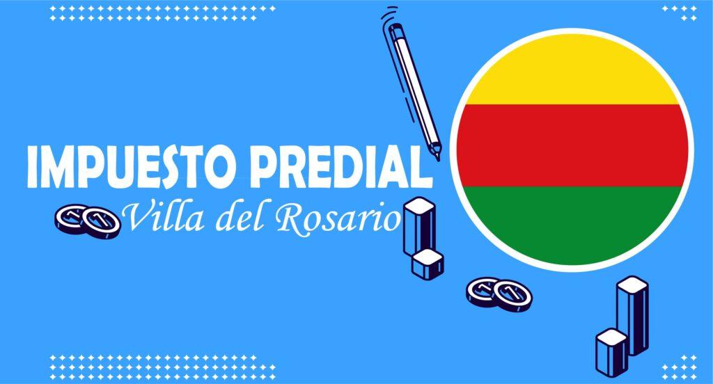 Impuesto Predial villa del rosario